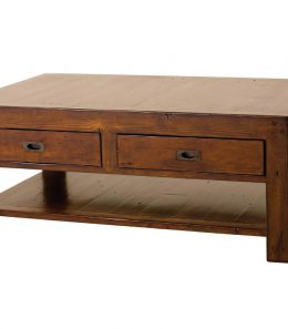 Sheesham wooden coffee table